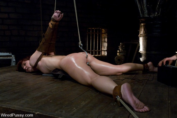 Annabelle Lee Tied Up